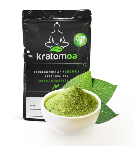 Green Elephant Kratom