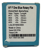 F ONE BLUE ROTARY FILE SYSTEM - Dentsupply SIA