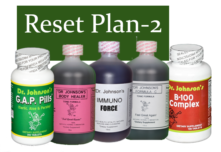 Menopause Reset Plan-2   (spray included)