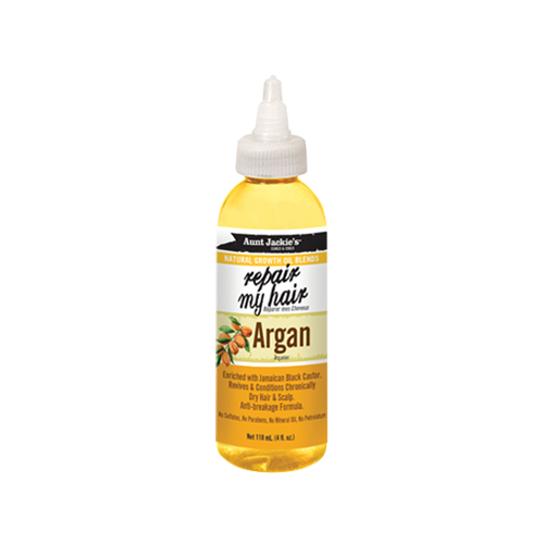 AUNT JACKIE'S - ARGAN REPAIR MY HAIR GROWTH OIL
