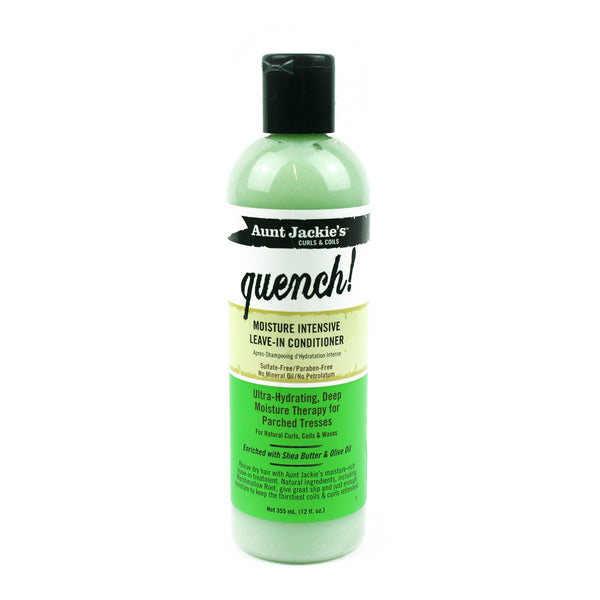 AUNT JACKIE'S - QUENCH MOISTURE INTENSIVE LEAVE-IN CONDITIONER