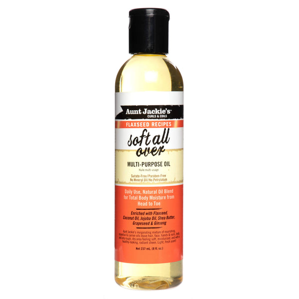 AUNT JACKIE'S - COCONUT SOFT ALL OVER MULTI USE OIL