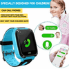 KIDSAFE® GPS Positioning Smart Watch - Lightek
