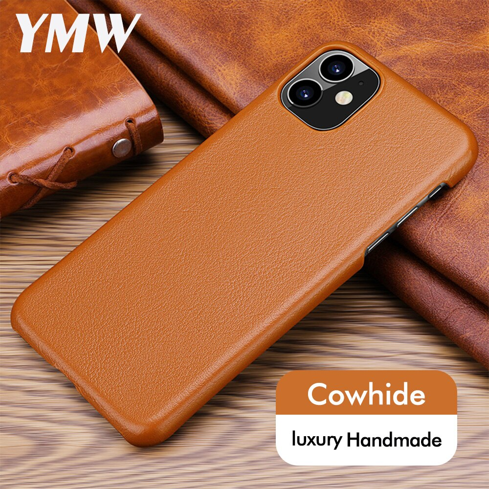 Leather Case for iPhone - Lightek