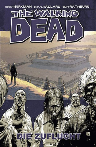 Walking Dead, The # 03 HC - Die Zuflucht - Comics N'More