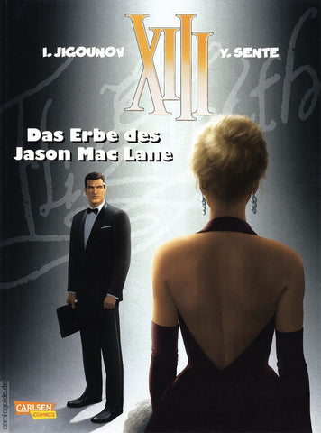 XIII # 24 - Das Erbe des Jason Mac Lane - Comics N'More
