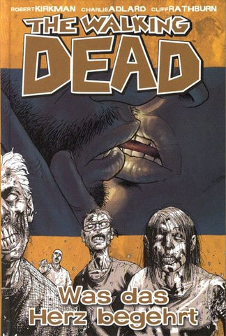 Walking Dead, The # 04 HC - Was das Herz begehrt - Comics N'More