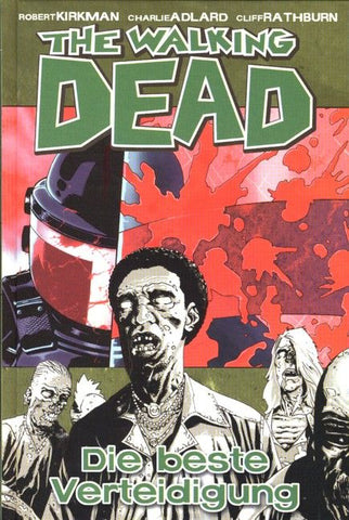 Walking Dead, The # 05 HC - Die beste Verteidigung - Comics N'More