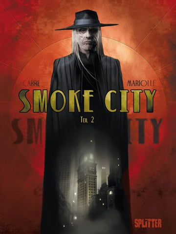 Smoke City # 02 (von 2) - Comics N'More