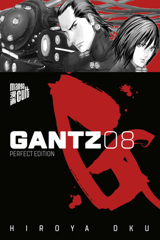 Gantz 8 - Comics N'More