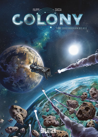 Colony 1 - Comics N'More