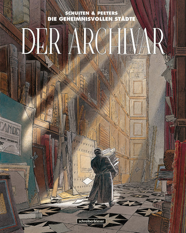 Der Archivar - Comics N'More