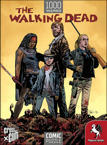 Puzzle - The Walking Dead - Comics N'More
