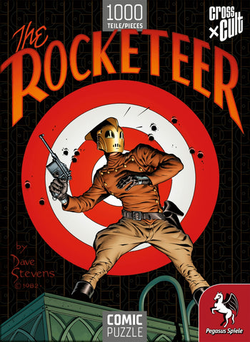 Puzzle - The Rocketeer - Comics N'More