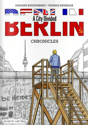 Berlin - A City Divided (English edition) - Comics N'More