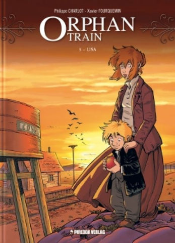 Orphan Train # 03 (2. Zyklus 1 von 2) - Comics N'More