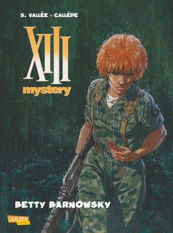 XIII Mystery # 07 - Betty Barnowsky - Comics N'More