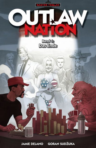 Outlaw Nation # 01 (von 3) - Comics N'More
