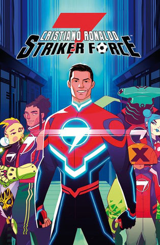 Christiano Ronaldos Striker Force 7 # 01 - Comics N'More
