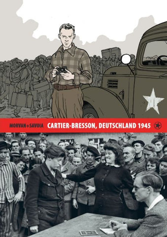 Cartier-Bresson, Deutschland 1945 - Comics N'More