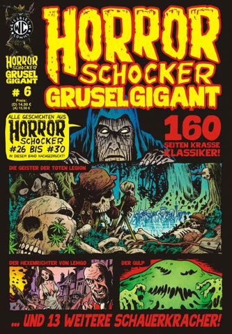 Horrorschocker Grusel Gigant # 06 - Comics N'More