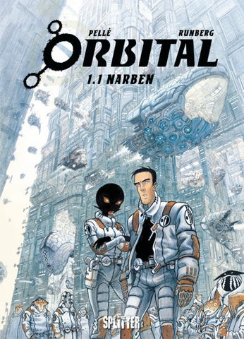 Orbital # 1.1 - Narben - Comics N'More