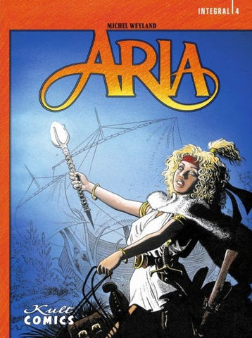 Aria Integral # 04 - Comics N'More