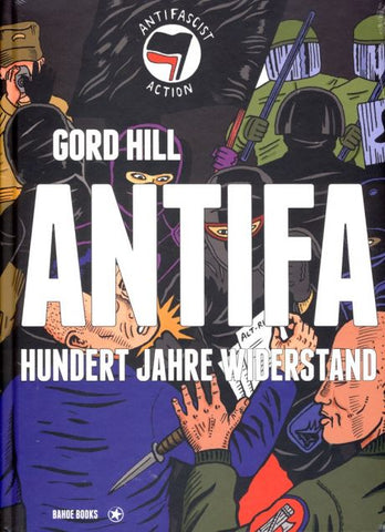 Antifa. Der Comic - Comics N'More