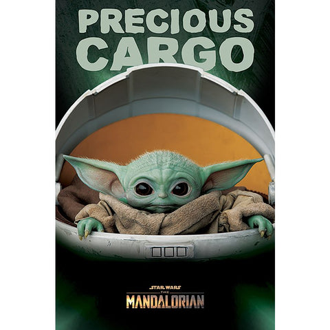 Star Wars: The Mandalorian Precious Cargo - Comics N'More