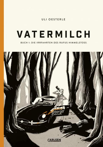 Vatermilch 1 (Hardcover) - Comics N'More