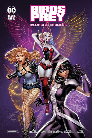 Birds of Prey - Das Kartell der Teufelsbräute Hardcover - Comics N'More