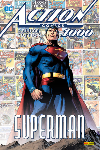 Superman: Action Comics 1000 (Deluxe Edition) - Comics N'More