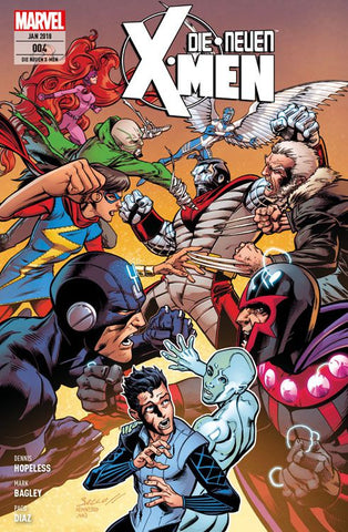 Die neuen X-Men 4: Fatales Finale - Comics N'More