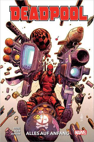 Deadpool Paperback 1: Alles auf Anfang Hardcover - Comics N'More