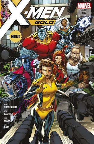 X-Men Gold 2: In der Falle - Comics N'More
