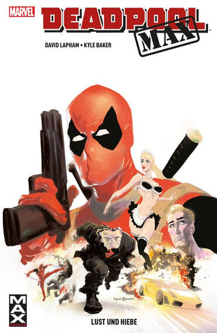 Deadpool Max 1: List und Hiebe - Comics N'More