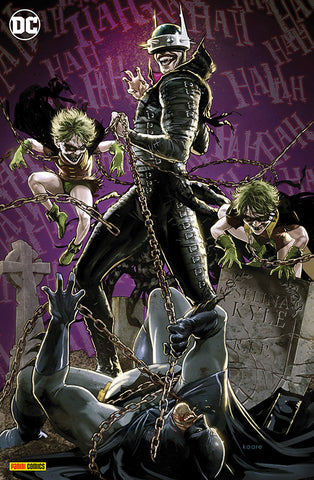 Der Batman, der lacht 5 Variant - Comics N'More