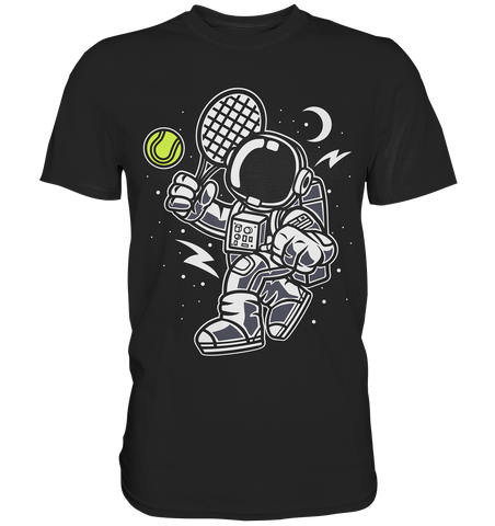 Space Tennis - Classic Shirt - Comics N'More
