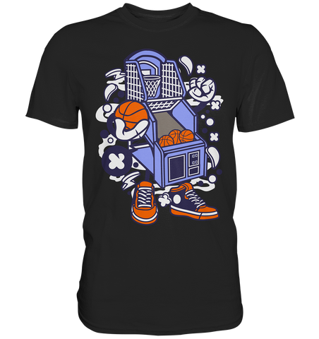 Basketball Arcade - Classic Shirt - Comics N'More