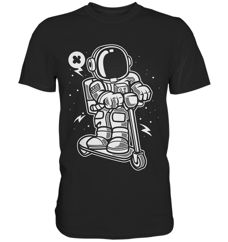 Space Scooter - Classic Shirt - Comics N'More