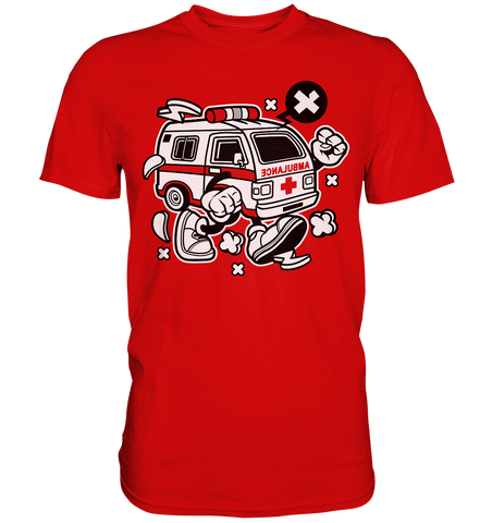 Toony Ambulance - Classic Shirt - Comics N'More