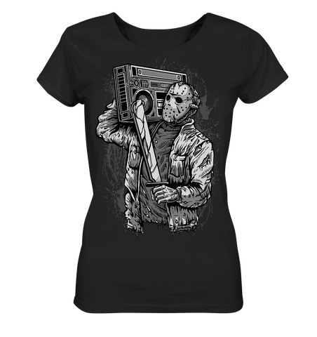 Beat and Blood - Ladies Organic Shirt - Comics N'More