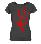 Hand of a Zombie - Ladies Organic Shirt - Comics N'More