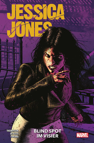 Jessica Jones: Blind Spot im Visier - Comics N'More