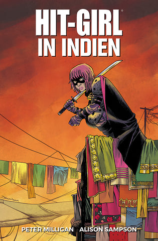 Hit-Girl in Indien - Comics N'More