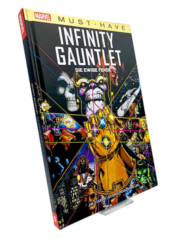 Marvel Must-Have - Infinity Gauntlet - Comics N'More