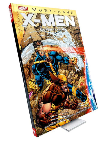 Marvel Must-Have - X-Men - Ein neuer Anfang - Comics N'More