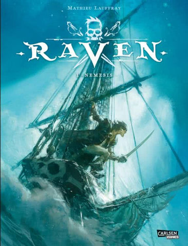 Raven 1: Nemesis von Mathieu Lauffray - Comics N'More