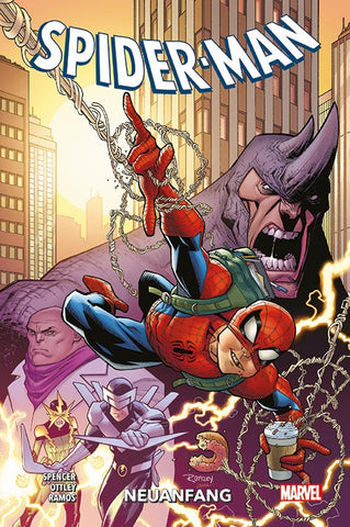 Spider-Man Paperback 1 Hardcover - Comics N'More