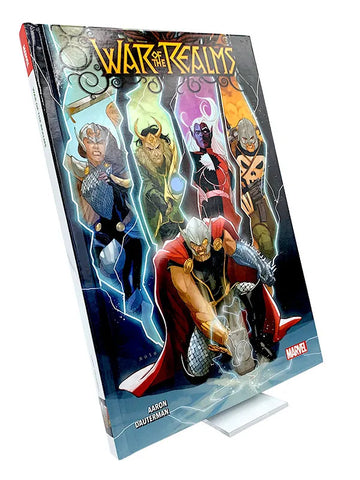 War of the Realms Paperback Hardcover - Comics N'More
